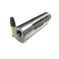 Smooth Bore 20 gauge to .22 LR Shotgun Adapter