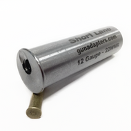 """Scavenger Series 12 Gauge to 22 WMR 3"""" Smooth Bore Adapter"""