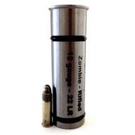 Zombie Series 12 gauge to .22 LR 3 Inch Rifled Shotgun Adapter