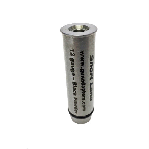 Black Out Series 12 gauge Black Powder Reloadable Shell