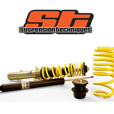 ST Suspensions Coilovers from KW