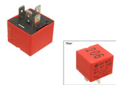 Relay. Close Contact Relay.  OEM #206/Red