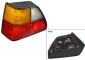 Tail light. Left