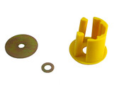 Bushing Insert, Poly for Dog Bone(torque arm insert). Whiteline