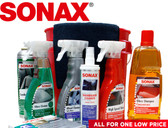 Sonax Starter Bucket kit.