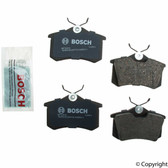 Brake Pad Set. Rear. Bosch QuietCast