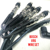 Ignition Wire Set. VR6 #Bosch