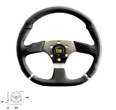 Steering Wheel, OMP Cromo. D-ring