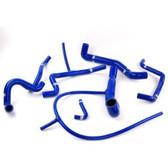 Samco Sport Silicone Coolant Hose Kit. Blue. MK3 VR6