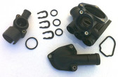 Thermostat Housing kit.
