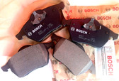 Brake Pad Set. Front. Bosch Quietcast