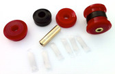 Rear Axle Beam Bushing Set. Polyurethane