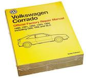 Bentley Repair manual. Corrado. Book