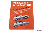 Bentley Repair manual. MK4 Golf/Jetta. Book