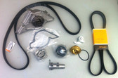 2.8L 30v TiminG belt Kit Dlx. (Dlx includes Thermostat & Tensioner Lever)