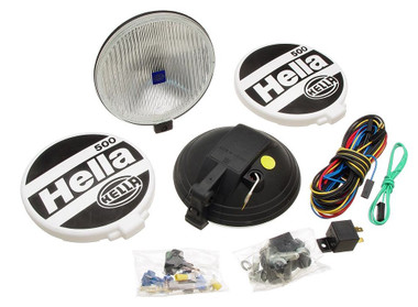 Hella Fog Light Kit.