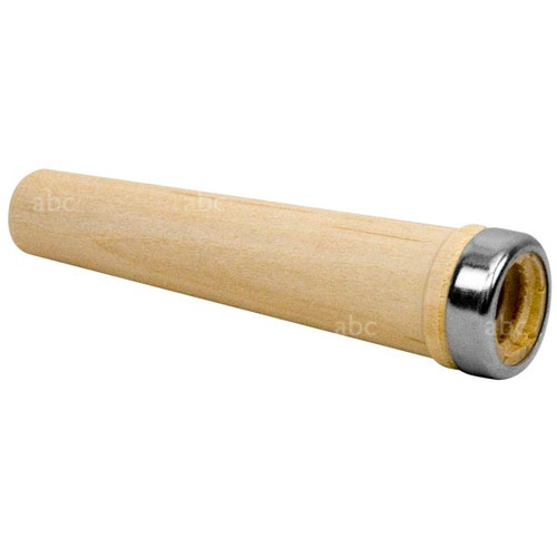 Pole Accessory -- Tapered Wood Tip - abc - Fits Most Brands