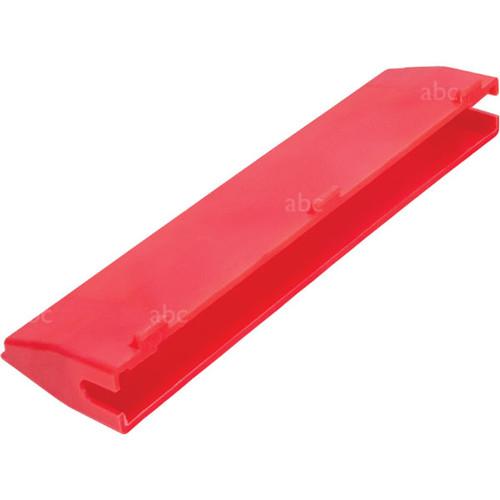 "Scraper Stuff - JBF Triumph -- 6"" Red Heavy Duty - Cover - Red"