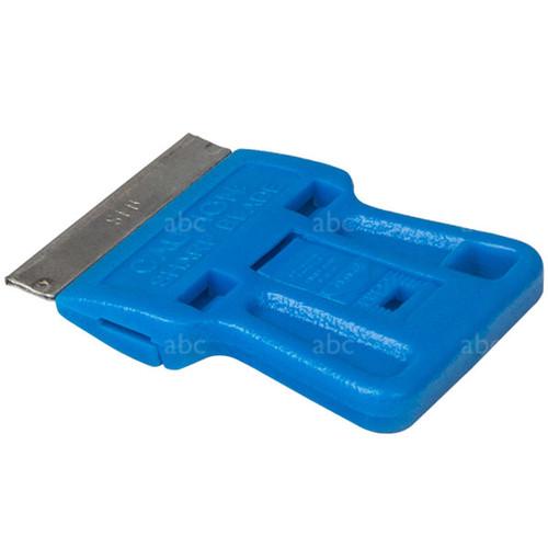 Scraper Stuff - Single Edge -- Scraper - Plastic Mini - Assorted Colors - Each