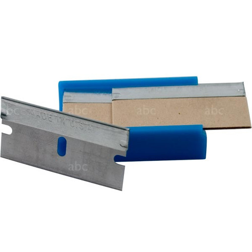 Scraper Stuff - Ettore -- Single Edge - Blades - Blades with 5 pk dispensers - 20 Packs of 5