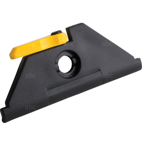 Squeegee Handle Part - Sörbo - Wide Body - Replacement Lower Jaw