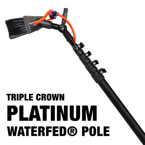 Triple Crown Platinum WaterFed® Pole