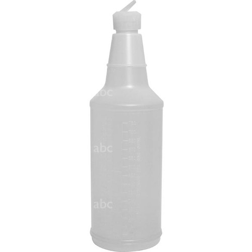Bottle -- Squeeze - 32 Ounce with Flip Top Lid - Each