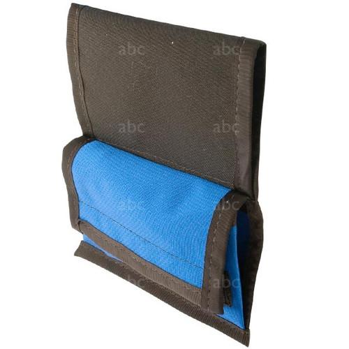 """Pouch -- abc - Flap & Sticky Tab - 7.5"""" x 6"""""""