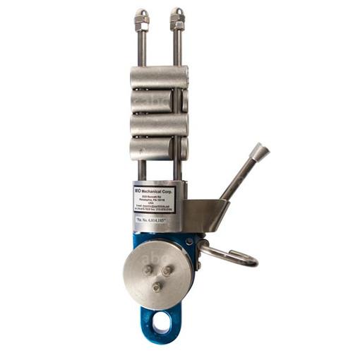 Descender -- Cylinder Descent Device - MIO - Rack with Bars