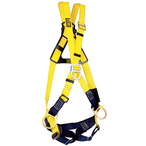 Harness -- Capital Safety - Full Body - Front, Back & Side D-Rings - Universal Sizing