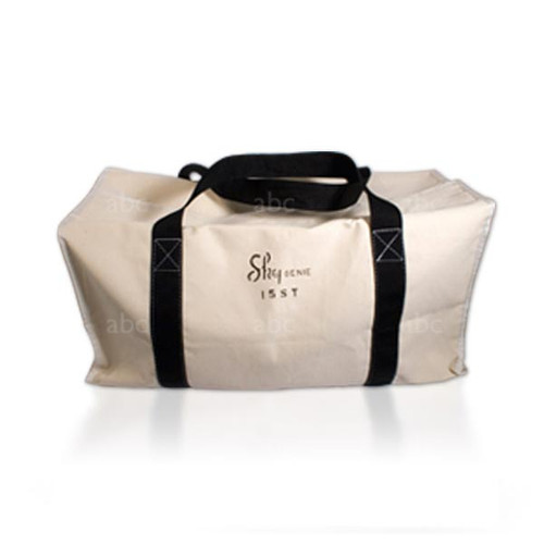 Sky Genie Canvas Rope Bag Extra Large - Holds up to 600' of Rope plus Chair