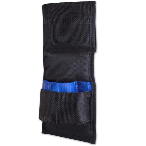 """Holster -- Squeegee - abc - Nylon - 2 Loops made of Webbing Material - 10"""" with top pocket"""
