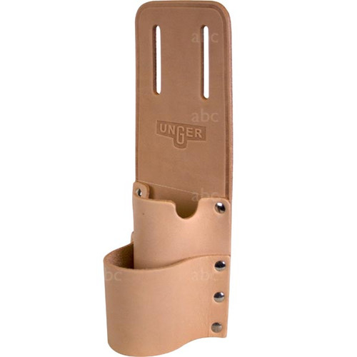 """Holster -- Squeegee - Unger - 2 Loop Leather - 9"""""""