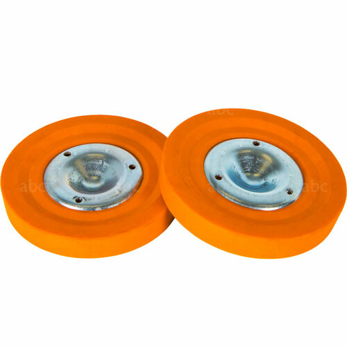 Ladder Accessory - Leg Leveler - Round Feet Replacement for 600LL - Pair