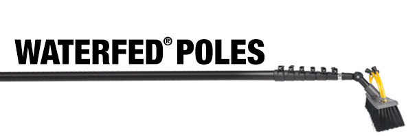 WaterFed Poles