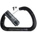 Kong XL Double Locking Steel Carabiner