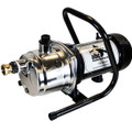 Waterfed ® - abc - 1 Horsepower Booster Pump - Stainless Steel