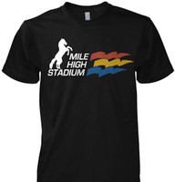 Mile High Stadium T-Shirt - More Colors Available