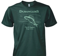 Duranglers Fly Fishing T-Shirt