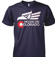 Hecho en Colorado T-Shirt