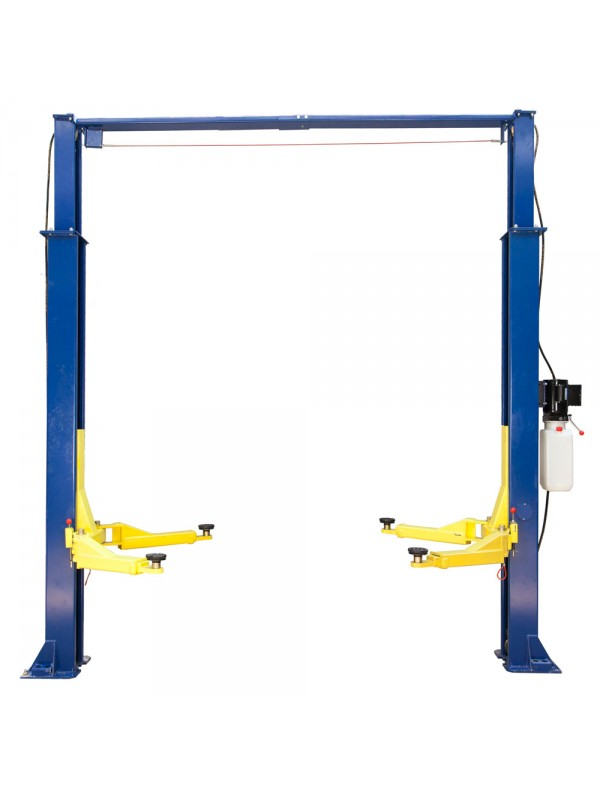 Triumph NT-11 11,000LBS TWO POST AUTOMOTIVE BASE PLATE LIFT ...