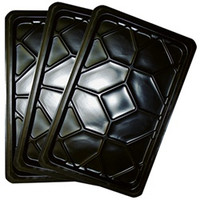 Dannmar Oil Drip Trays - Set of 3