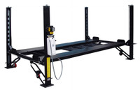 Buffalo FP8K-DX-XLT Extended Lenght/Height 8,000lb Capacity Direct Style 4-Post Lift