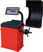 Buffalo WB-953 Wheel Balancer with Hood
