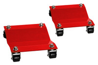 "Merrick M998104 12"" x 16"" Auto Car Dollies (HEAVY DUTY) Set of 2"