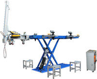 Ideal FR-55 Scissor Frame Rack Machine