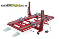Star-a-Liner Cheetah 15' Two Tower Frame Machine Series 360 with Hydraulics