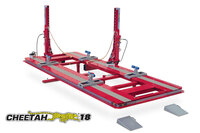 Star-a-Liner Cheetah 18' Two Tower Frame Machine with Hydraulics & ABC Packages