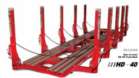 Star-a-Liner Cheetah HD-40 Truck Rack 10 Tower Frame Machine
