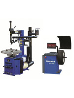 Triumph NTC-950-1 + NTB-550 TIRE CHANGER AND WHEEL BALANCER
